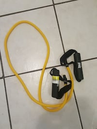 Yellow and black jumping rope Toronto, M1J 3E5