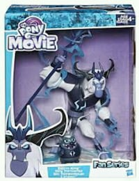 My little pony the Movie-  Storm King  London, N6E 2X6