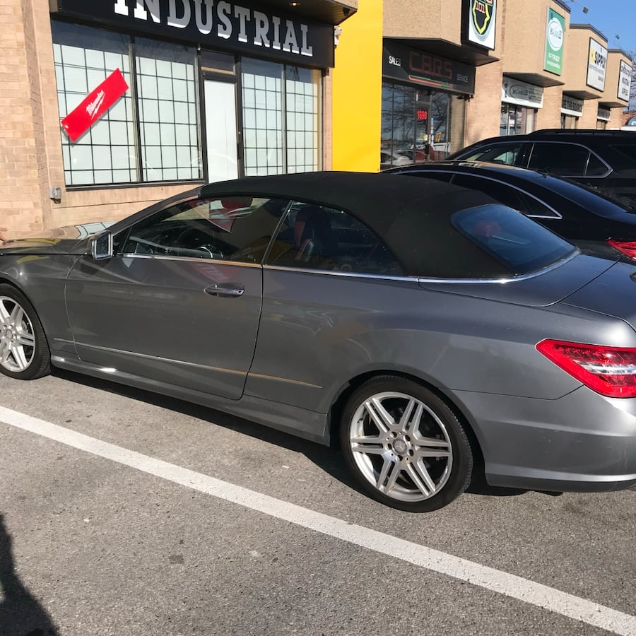 E 350 Mercedes Benz / Convertible...