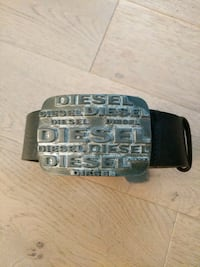 Diesel men's belt