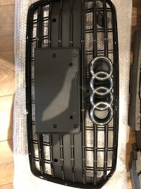 2018 Audi s7 front grill