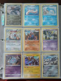 Pokemon cards $0.50 each Thornton