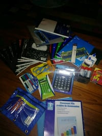 School Supplies ~All For 1 Price ~ 65 mi