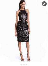 Black dress: S str !!! Sandvika, 1338