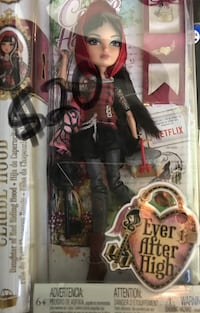 Ever after high doll box Hamilton, L9C 0C1