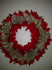 red and white floral textile Visalia