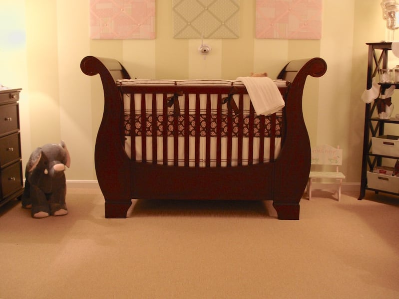 Used Pottery Barn Larkin Baby Crib For Sale In Ashburn Letgo