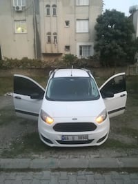 2014 Ford Tourneo Courier Journey Rahime Hatun