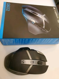 Logetich G602 Wireless Gaming Mouse Markham, L3R 4G4