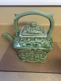 Celadon Teapot #chinoiserie Washington, 20002