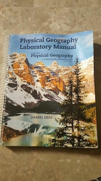 Physical Geographic laboratory  manual  North Las Vegas, 89030