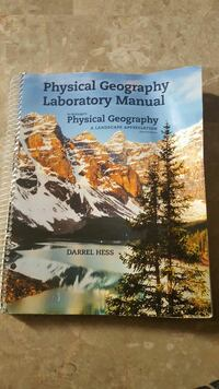 Physical Geographic laboratory  manual