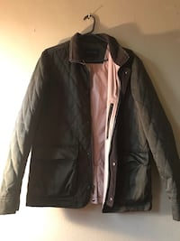 Banana Republic quilted jacket  New York, 10026