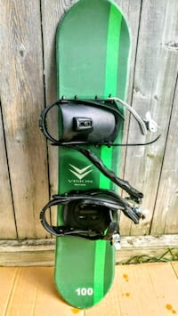 Vision 100 Snow Board, good condition Port Dover, N0A 1N6