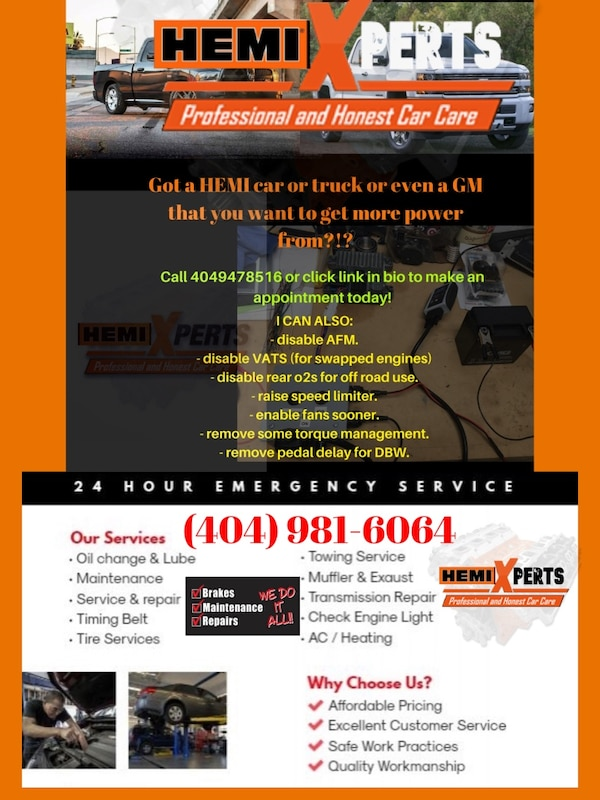 Auto repair in Sandy Springs - letgo