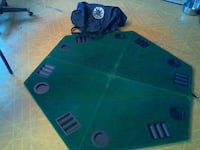 Used poker table North Haven, 06473