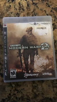 call of duty modern warfare 2 playstation game Lakewood, 90715