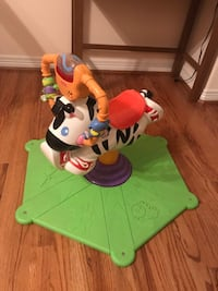 Fisher-Price Bounce and Spin zebra Bellaire, 77401