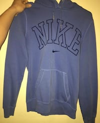 blue and black Nike pullover hoodie Aumsville, 97325