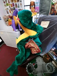 Dragon Plush Toy $10
