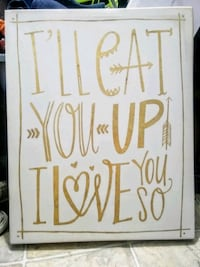 Lindsay Letters Canvas Columbia, 65203
