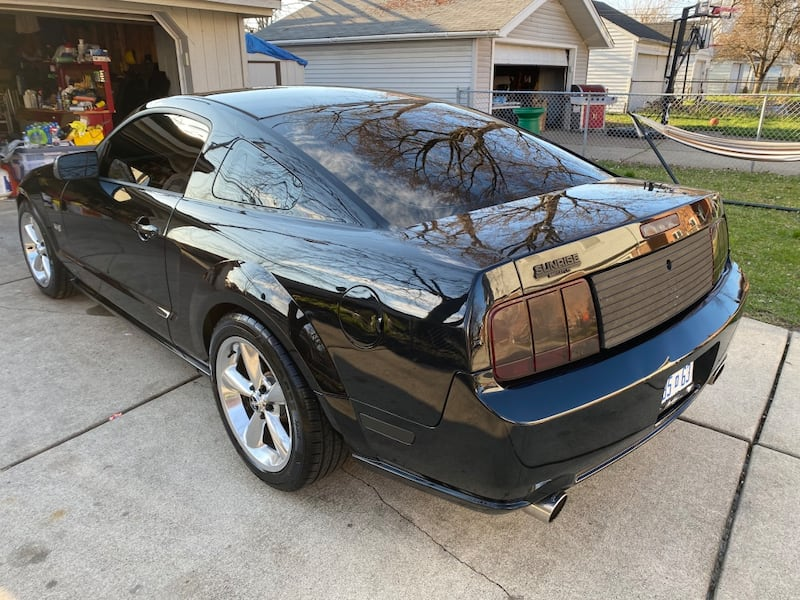 2006 Ford Mustang GT Premium 5