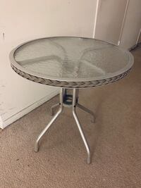 Excellent small outdoor table  Arlington