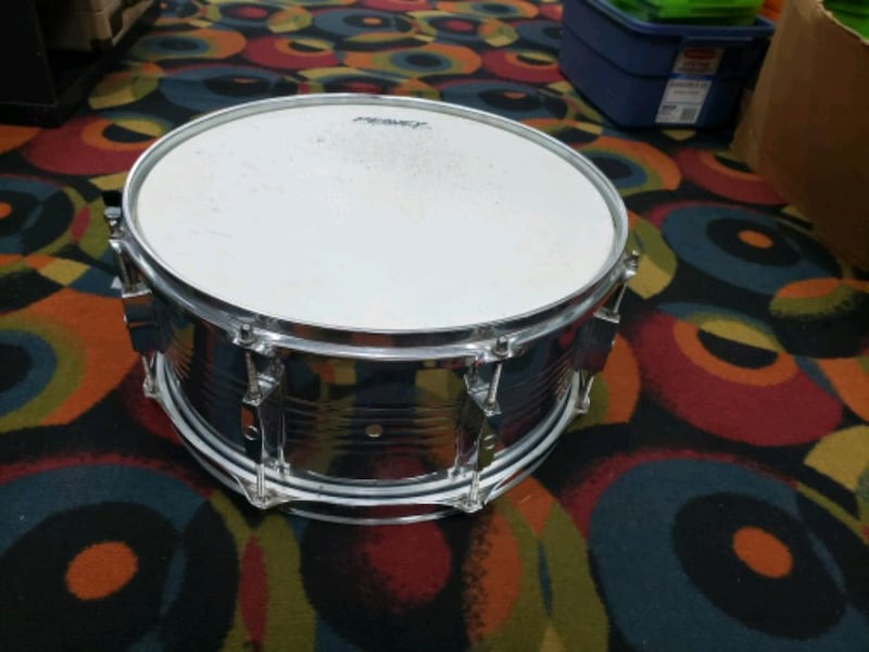 Drum set (also sold separately) 02abba67-09a0-4755-8065-41b84dd0cee6