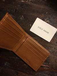 Cole hann wallet new Slidell, 70460