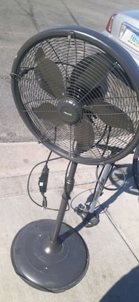 Newair fan with misters