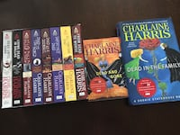 True Blood Books by Charlaine Harris Lombard, 60148