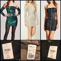 Beautiful party cocktail dresses NEW WITH TAGS Ocala, 34470