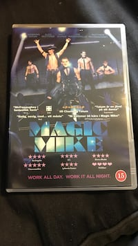 DVD. Magic Mike. Drammen, 3019