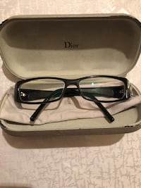 Prescription Dior eye glasses
