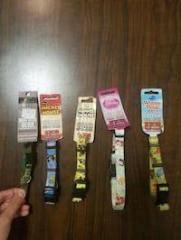 Assorted dog collars  Vaughan, L4L 4A4