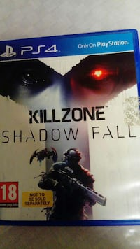 Killzone Shadow Fall PS4 spelväska Bandhagen, 124 63