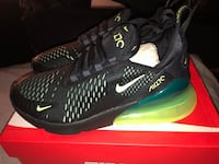 Youth NIKE AIR MAX size 5 BRAND NEW Bloomington, 92316