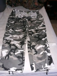 camouflage jeans ××large regulat size brand new  Portsmouth