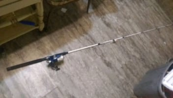 Shakespeare Tiger Fishing Rod and Reel Combo