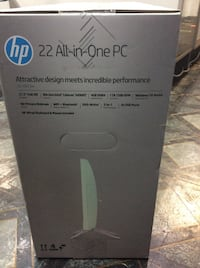 Hp all in one pc. 4gb, 1 tb hard drive windows 10 Manassas Park, 20111