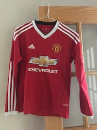 Manchester United authentic jersey Montreal, H3M