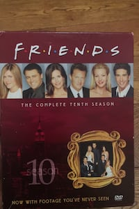 Friends complete 10 Season DVD