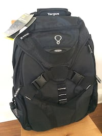 Backpack plus Laptop Bag - Targus Voyager - NEW with tags! Toronto, M6S 1P9
