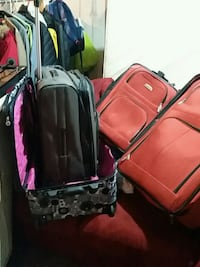 4 suitcases  St. Catharines, L2W 1B8