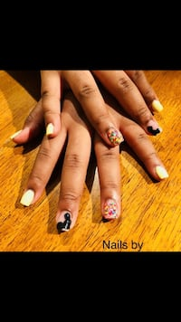 Acrylic Nails Only, Gel Polishes and More Laurel