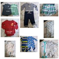 12-piece Baby Boy Assorted Clothing (3-18 mos.) Mountain View, 94043