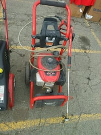 red and black pressure washer Detroit, 48238