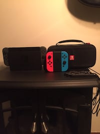 Nintendo Switch with extra Joycons and carrying case Stafford, 22554