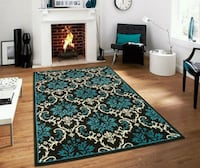 New Modern Blue 8x11 Rugs Floral  Baltimore, 21229