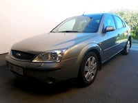 Ford - mondeo - 2002 Stockholm